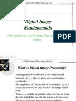 Digital Image Fundamentals