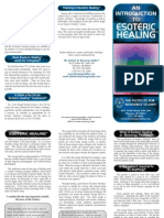 What is Esoteric Healing Brochure