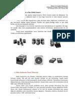 Otomatik Kumanda Endüstriyel Otomasyon Teknolojileri