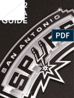 2012 Spurs Media Guide