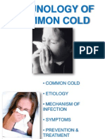 Imm of Common Cold