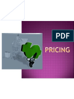 Pricing Presentation