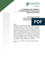 Artigo - Ouvidorias de empresa - construções em cidadania organizacional