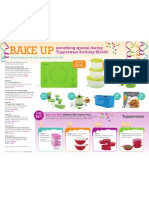 BAKE UP Something Special During Birthday Month!