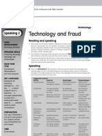Technology and Fraud