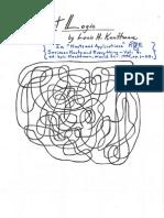 Knot Logic - Louis Kauffman