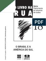 Livro na Rua - O Brasil e a América do Sul