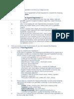 E-Registrations Process With QP