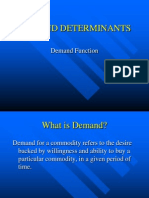 2.Demand Determinants EEM