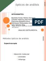 Metodos Opticos de Analisis