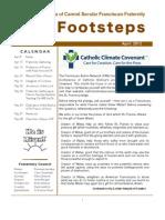 Footsteps Apr 12