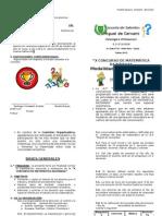 Bases Concurso de Mat Razonada 2011