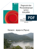 1. Tata-Laksana Malaria - Dr. Yovita H