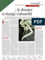 Le Soir, CB, Kigali Dossier à Charge s'Alourdit
