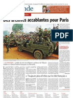 Le Soir-Archives Accablants Pour Paris