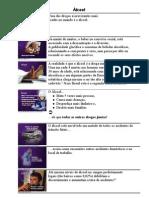 Seminário do Projeto de Extensão - O Álcool (Resumo)