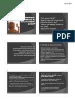 Microsoft PowerPoint - Aula 1 O Autoconhecimento Como Ferramenta de Desenvolvimento Pessoal