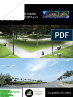 Manual de Alumbrado Publico Con Led