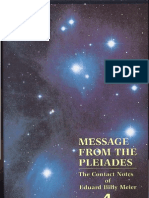 Message From the Pleiades Vol4