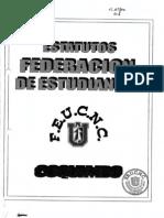 Estatutos Fede