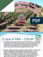 Apresentação CDLAF