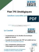 Plan stratégique d'Idées TPE