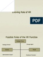 Shrm3 Evolving Role of HR
