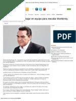Mnoticias.com.mx _13-04-2012_Promete Enríquez trabajar en equipo para rescatar Monterrey