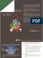 Los 12 Fantásticos de 2012 - SQL Server 2012