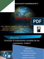 Nic 2 - Inventarios - Carlos Garcia