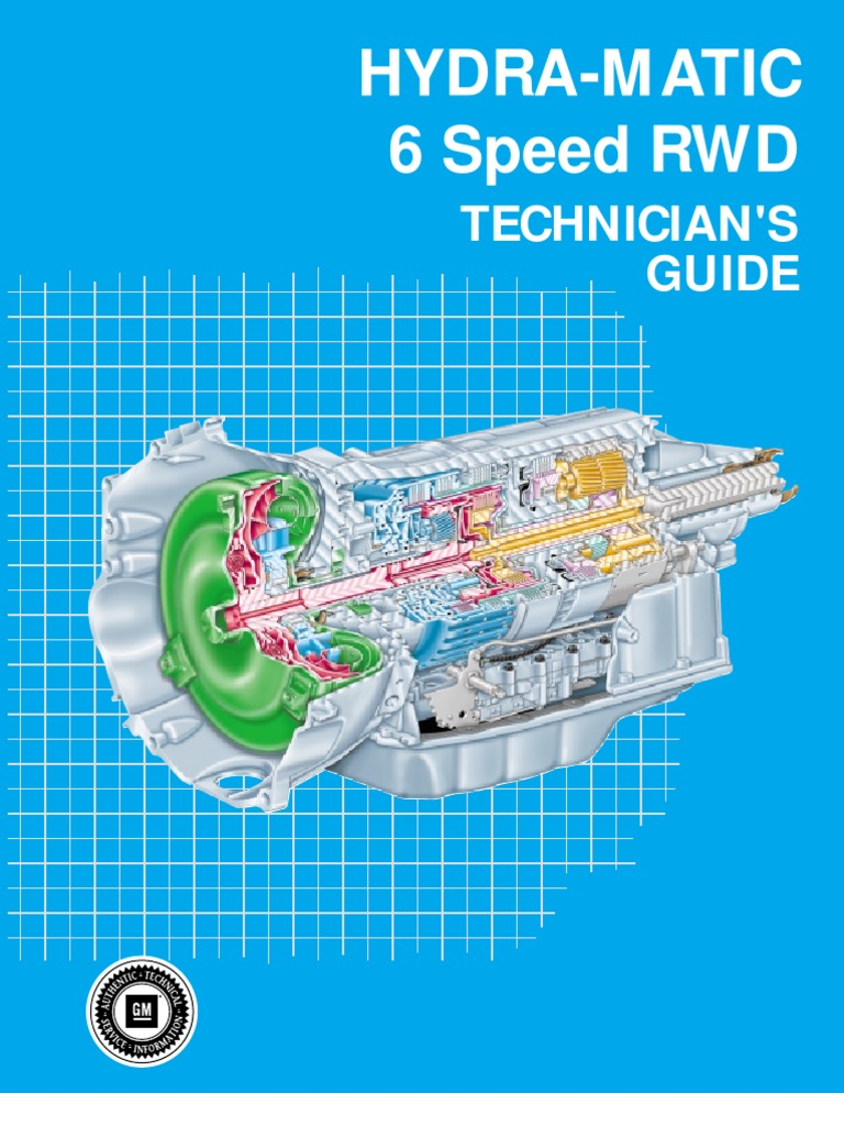 5 Speed Transmissions Manual Guide