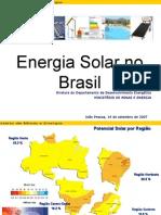 apresentação energia solar brasil