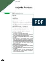 Caja de Pandora Info Personal