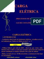 2.Cargas elétrica e lei de Coulomb