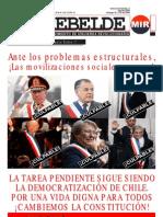 El Rebelde - Abril de 2012