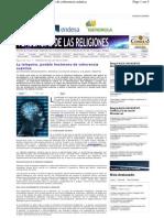 Www.tendencias21.Net La Telepatia Posible Fenomeno de Co
