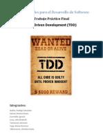 TP FinalFramework - TDD