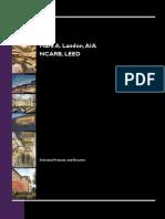 Portfolio of Mark A. Landon, AIA, NCARB, LEED