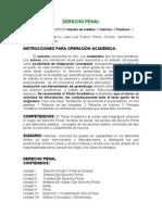 V y Vi Derecho Penal (Juan Luis)
