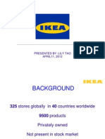 Ikea-strategic Pr Plan