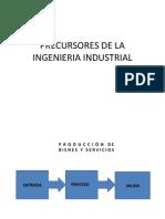 Precursores Ing Industrial