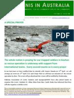 Pakistanis in Australia Vol 2 issue 8 2012