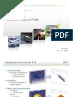 Interface for CATIA V5 Creo1.0 RevH