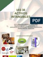 Ias 38 Activos Intangibles Carlos Alberto Garcia