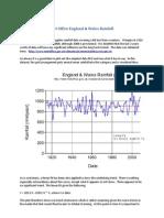 UK Met Office Rainfall