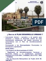 Expo Plan Urbano Moche