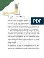 Tanggap Darurat Banjir Jakarta