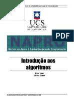 INTRODUCAO AOS ALGORITIMOS - Lógica Linguagem Visualg 2_0