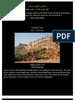 Fort Sandcastles