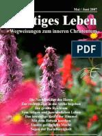 Geistiges Leben 2007-3